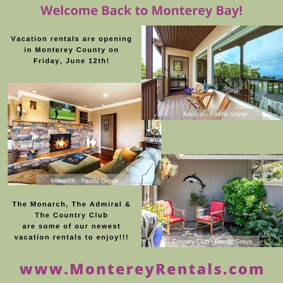 Monterey County Vacation Rentals