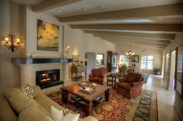 Monterey 5 Bed 4.5 Bath furnished rental.