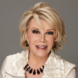 Joan Rivers in Carmel