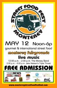 Monterey Street Food Fest