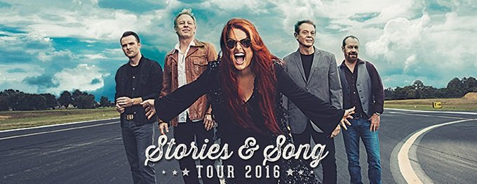 Wynonna & The Big Noise: Stories & Song