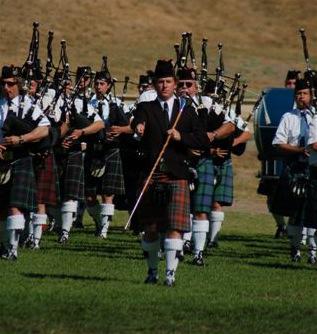 Monterey Scottish Games