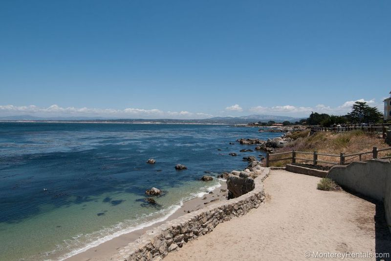 Pacific Grove Vacation Rental - Mariposa