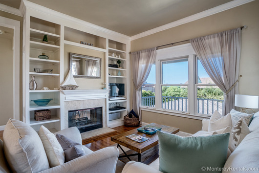 Pacific Grove Vacation Rental - Olmstead House