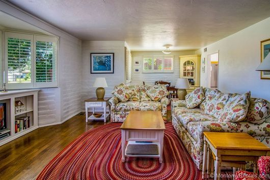 Tea for Two Pacific Grove Vacation Rental