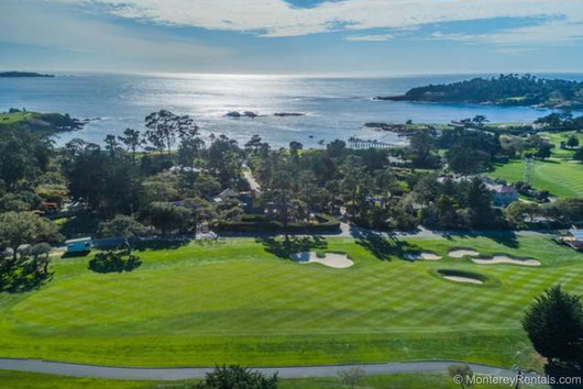 17 mile dr - pebble beach