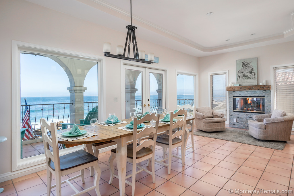 5 Bedroom Oceanfront Beach House - Vacation Rental