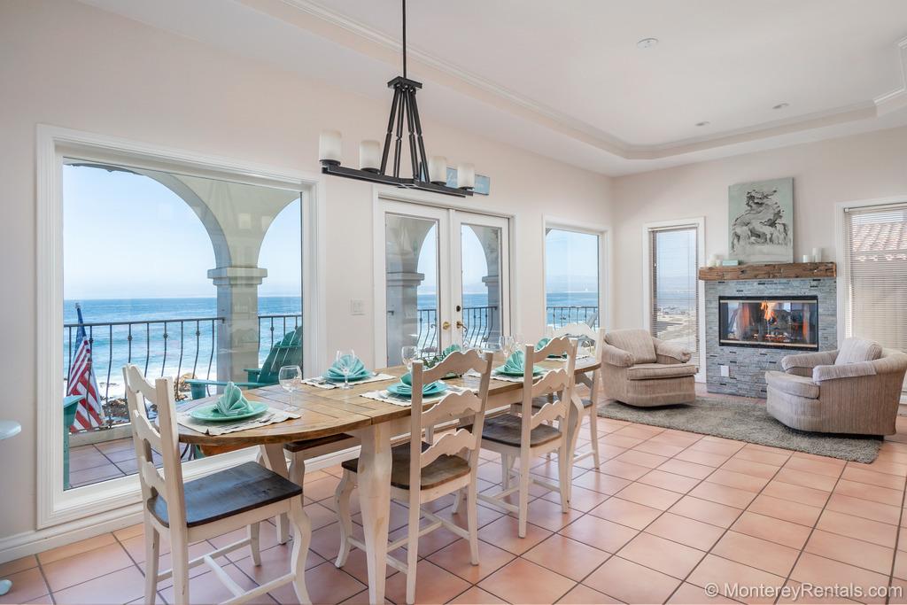 5 Bedroom Oceanfront Beach House - Vacation Rental