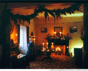 Monterey's Christmas in the Adobes