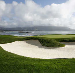 AT&T Pebble Beach National Pro-Am at Pebble Beach, Feb. 6-12