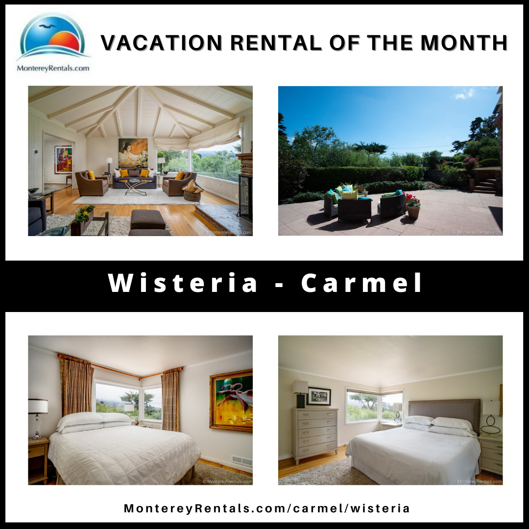 VACATION RENTAL OF THE MONTH * Wisteria